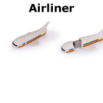 AirlinerET-127